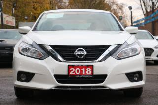 Used 2018 Nissan Altima 2.5 SV for sale in Brampton, ON