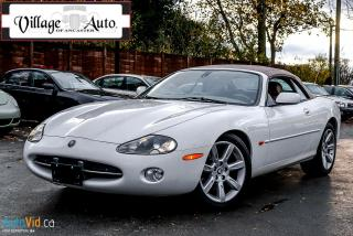 Used 2003 Jaguar XK XK8 for sale in Ancaster, ON