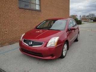 Used 2012 Nissan Sentra SAFETY AND WARRANTY /HEATED SEATS for sale in Oakville, ON