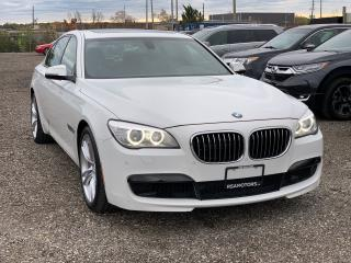 Used 2013 BMW 7 Series 750i xDrive M Sport for sale in Oakville, ON