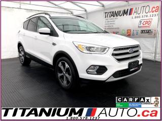 Used 2017 Ford Escape SE+GPS+Pano Roof+Leather Heated Power Seat+Camera+ for sale in London, ON