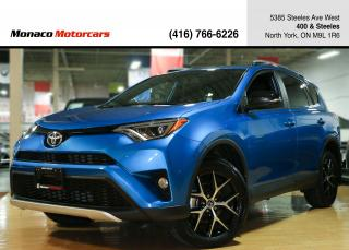 Used 2016 Toyota RAV4 SE AWD - LEATHER|NAVIGATION|BACKUP|SUNROOF for sale in North York, ON