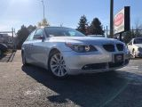Photo of Silver 2005 BMW 545i
