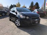 Photo of Black 2013 Chevrolet Sonic