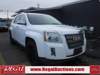 Used 2010 GMC TERRAIN SLT 4D UTILITY 4WD for sale in Calgary, AB