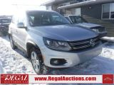 Photo of Silver 2012 Volkswagen Tiguan