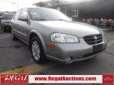 Photo of Silver 2001 Nissan Maxima