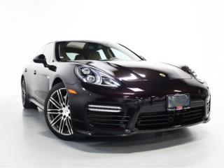 Used 2016 Porsche Panamera TURBO   WARRANTY   SPORTS CHRONO   NAVI for sale in Vaughan, ON