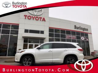 Used 2019 Toyota Highlander LIMITED  for sale in Burlington, ON