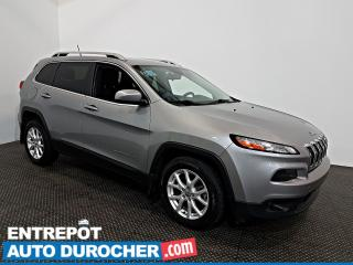 Used 2015 Jeep Cherokee North Automatique - AIR CLIMATISÉ -Caméra de Recul for sale in Laval, QC