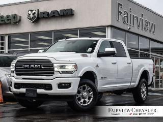 New 2019 RAM 2500 New Laramie Sport for sale in Burlington, ON