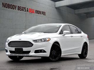 Used 2014 Ford Fusion SE*Cam*New Brakes*Heated Seats*Clean* for sale in Mississauga, ON