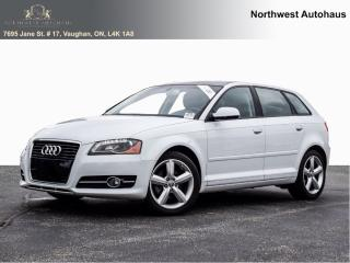 Used 2013 Audi A3 PROGRESSIVE TDI PANORAMIC SUNFROOF ONLY 39000 for sale in Concord, ON
