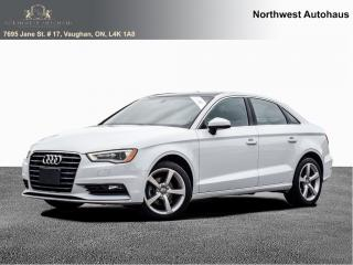 Used 2015 Audi A3 TDI Komfort  LEATHER HEATED SEATS NO ACCIDENTS for sale in Concord, ON