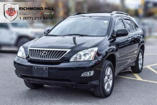 Used 2009 Lexus RX 350 Luxury SUV 5A for sale in Richmond Hill, ON