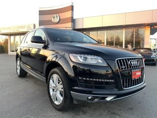 Used 2011 Audi Q7 3.0T Super-Charged Premium Plus Quattro 7-Pass PAN for sale in Langley, BC
