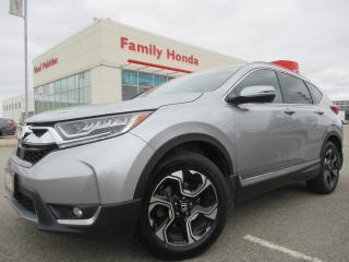 Used 2017 Honda CR-V Touring   NAVIGATION   REVERSE CAM   for sale in Brampton, ON
