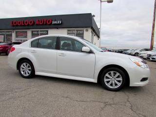 Used 2011 Subaru Legacy 2.5i Premium AWD Automatic Bluetooth Certified for sale in Milton, ON