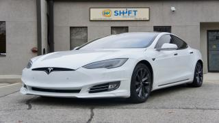 Used 2015 Tesla Model S P85D AUTOPILOT, FULLY LOADED, REFRESHED FASCIA! CARFAX CLEAN! for sale in Burlington, ON