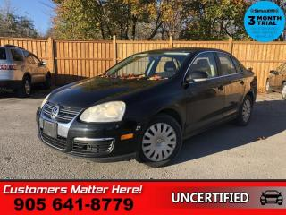 Used 2009 Volkswagen Jetta Trendline  4DR TDI MAN (AS TRADED) for sale in St. Catharines, ON