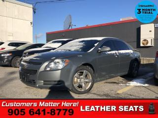 Used 2009 Chevrolet Malibu 2LT  ROOF LEATH PWR-SEAT PREM-AUDIO for sale in St. Catharines, ON