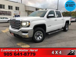 Used 2017 GMC Sierra 1500 Base  5.3L V8 CREW POWER-GROUP for sale in St. Catharines, ON
