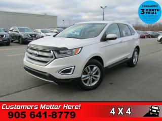Used 2016 Ford Edge SEL  AWD NAV REAR-CAM HTD-STS P/SEAT for sale in St. Catharines, ON