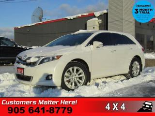 Used 2015 Toyota Venza AWD  LTD-TRIM AWD LEATH ROOF NAV P/GATE for sale in St. Catharines, ON