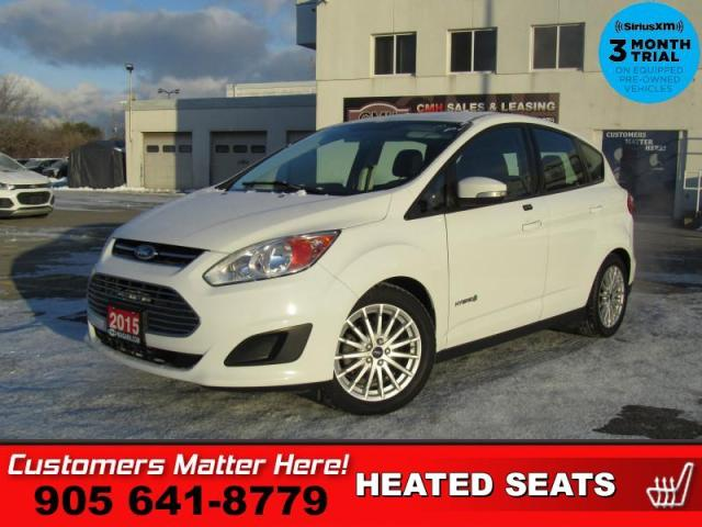 2015 Ford C-MAX SE  HEATED SEATS BLUETOOTH ALLOYS PWR-GRP