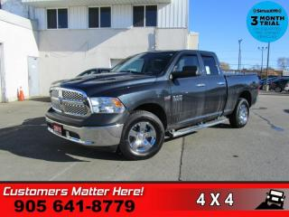 Used 2016 RAM 1500 ST  4X4  SXT-PKG HEMI DUAL-EXH 17-ALLOYS for sale in St. Catharines, ON