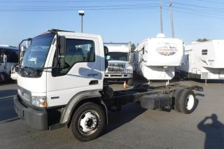 Used 2010 International CF 600 12.5 Feet Cab And Chassis Diesel for sale in Burnaby, BC