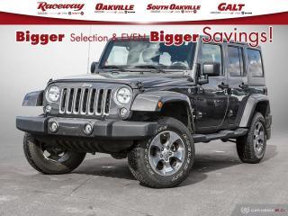 Used 2018 Jeep Wrangler JK Unlimited for sale in Etobicoke, ON