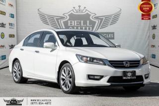 Used 2015 Honda Accord Sedan Sport, NO ACCIDENT, BACK-UP CAM, SUNROOF, HEATED SEATS for sale in Toronto, ON