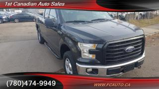 Used 2015 Ford F-150 XL for sale in Edmonton, AB