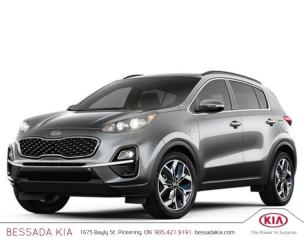 Used 2020 Kia Sportage EX AWD for sale in Pickering, ON