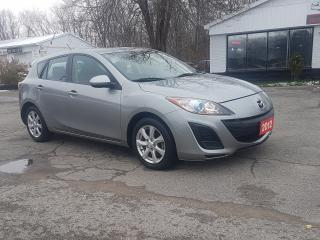 Used 2011 Mazda MAZDA3 GX for sale in Barrie, ON