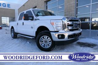 Used 2016 Ford F-250 XLT $351/BW NO ACCIDENTS, 6.7L V8 ENGINE, SATELLITE RADIO, TRAILER TOW PKG for sale in Calgary, AB