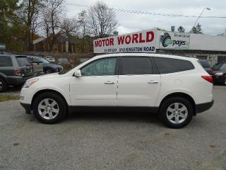 Used 2011 Chevrolet Traverse 2LT for sale in Scarborough, ON