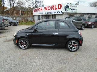Used 2013 Fiat 500 Sport for sale in Scarborough, ON