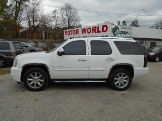 Used 2007 GMC Yukon Denali for sale in Scarborough, ON