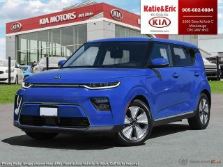 Used 2020 Kia Soul EV EV Limited for sale in Mississauga, ON
