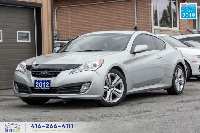 2012 Hyundai Genesis Coupe 2.0t A-5 Premium Clean Carfax Certified We Finance