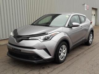 Used 2019 Toyota C-HR LOW KMs | FACTORY WARRANTY | BACKUP CAMERA | AC + POWER OPTIONS for sale in Charlottetown, PE