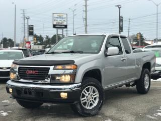 Used 2011 GMC Canyon SLE Ext Cab 4WD Clean|LOW KM|4X4! for sale in Mississauga, ON