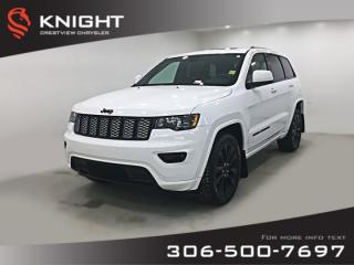 Used 2017 Jeep Grand Cherokee Laredo V6 | Heated Seats and Steering Wheel | Sunroof for sale in Regina, SK