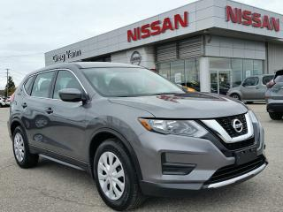 Used 2017 Nissan Rogue S FWD for sale in Cambridge, ON