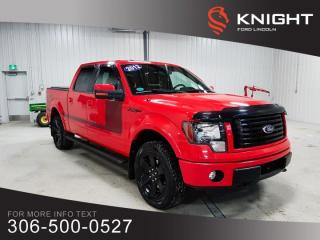 Used 2012 Ford F-150 FX4 for sale in Moose Jaw, SK