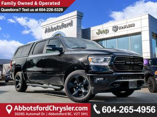 Used 2019 RAM 1500 Big Horn *ACCIDENT FREE* *LOCALLY DRIVEN* for sale in Abbotsford, BC