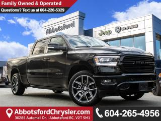 Used 2019 RAM 1500 Sport *ACCIDENT FREE* *LOCALLY DRIVEN* for sale in Abbotsford, BC