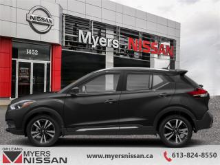 New 2019 Nissan Kicks SR FWD  -  Heated Seats -  Fog Lights for sale in Orleans, ON